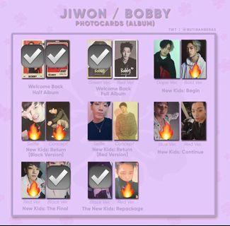 [WTB/LF] iKON Bobby PC
