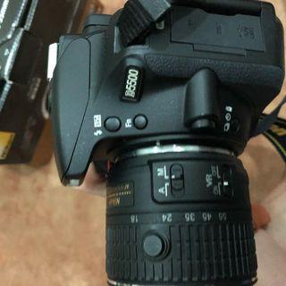 Canon DSLR D5500