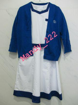 DGS 拔萃女書院 女拔 夏季 校服 連外套 Diocesan Girl School Summer Uniform Cardigan mandy_222 (SU024)