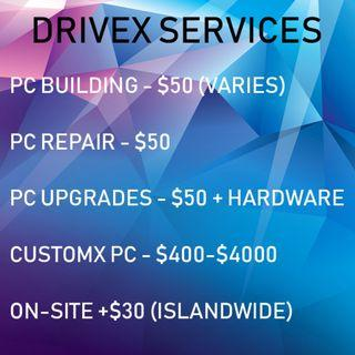 PC DESKTOP SERVICES!! 🏆*OPEN 24/7*