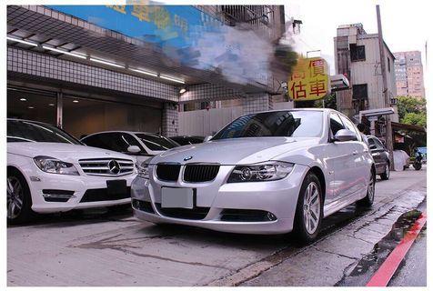 BMW 2007年 320i 2000cc✨全車M版外觀/ 車況優/ 大螢幕