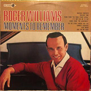 黑膠唱片 Roger Williams Piano