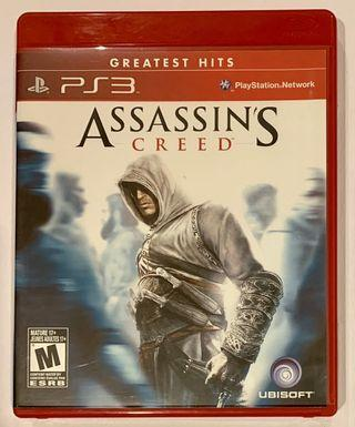 🚚 PS3 - Assassin's Creed