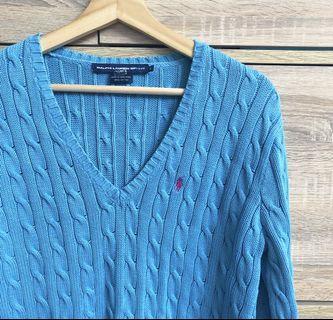 SALE Auth. Ralph Lauren Knitted Top