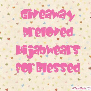 Preloved Hijabwears For Blessed