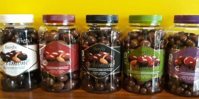 Coklat beryl's
