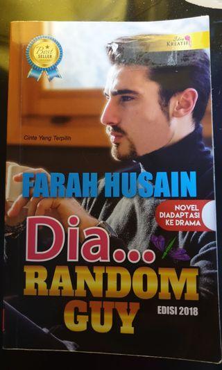 🚚 Malay Novel - Dia...Random Guy