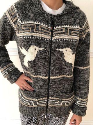 Triple five sweater