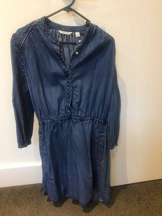 Country Road denim dress