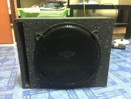 Speaker box( subwoofer )