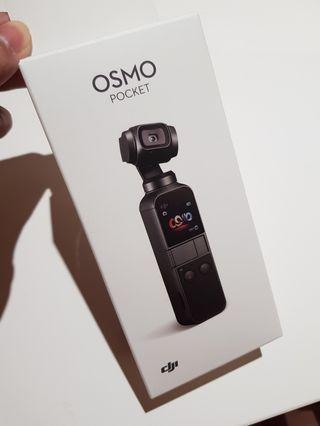 DJ Osmo Pocket *Used Once Only!*