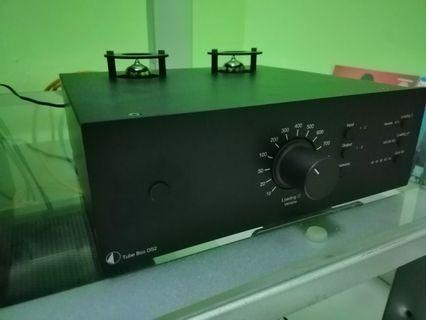 Project tube box DS2 phono amp.