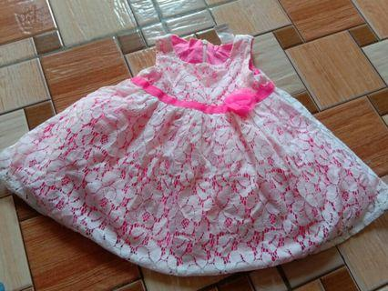 Dress baby 0-3 month tiny little