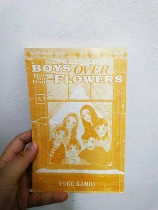 Manga : Yoko Kamio, Hana Yori Dango (Boys Over Flowers) #10