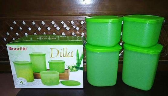Dilla 4pcs Morlife