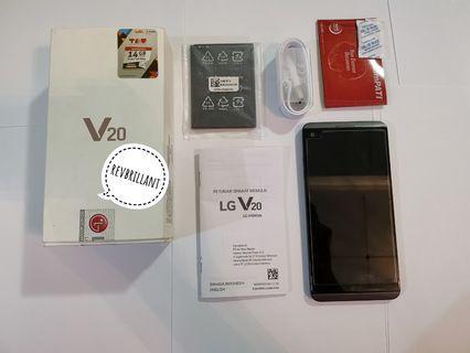 LG V20 4G LTE ⁴/64GB - Titan