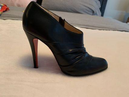 Louboutin booties/shoes size 38