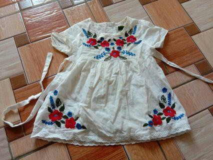 Dress baby oilily 6 month