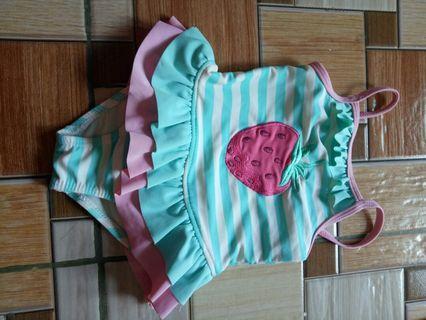 Baju renang baby mothercare 12-18 month