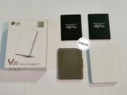 Lg V20 Battery Charging Kit Bck-5200 Original