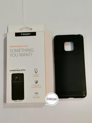 Spigen Case Huawei Mate 20 Pro Matte Black Original