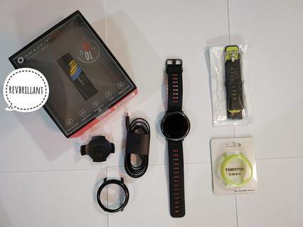 Xiaomi Amazfit Pace Smartwatch International Version + Free Strap