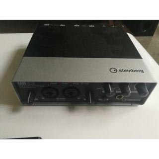 Wts/Wtt steinberg UR22 Audio interface