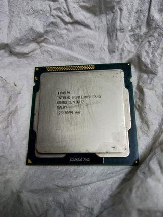 Intel Pentium G645 2.9ghz LGA 1155