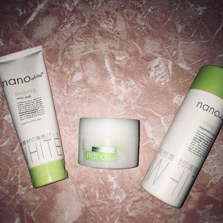 Nano White Set