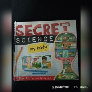 📚New📚 Secret Science My Body Book