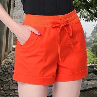 🚚 Orange Shorts