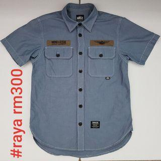 #RAYA300 IZZUE x NEIGHBORHOOD Small Hong Kong Tokyo Chambray
