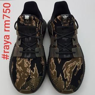 #RAYA750 ADIDAS Prophere x UNDEFEATED Tiger Camo Shoes