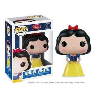 Funko POP! Disney Snow White - Snow White (Vaulted/Rare) #8