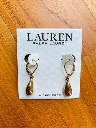 🚚 Ralph Lauren Drop Earrings