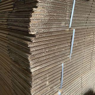 《限自取》全新二手大紙箱出清 搬家 打包 寄貨紙箱 五層厚紙箱 網拍 便利箱