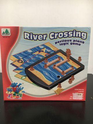 River crossing logic game