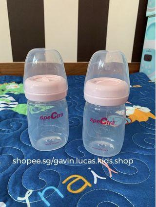 Spectra Baby Milk Bottle for Pumping/ Breastmilk Storage Wide Neck