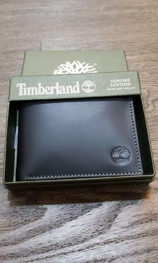 Timberland Men's Hunter Wallet with Passcase in Gift Box