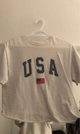 brandy melville usa t-shirt