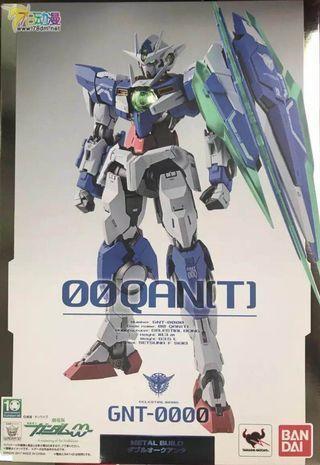 Metal Build Gundam 00Q an(t)高達合金模型