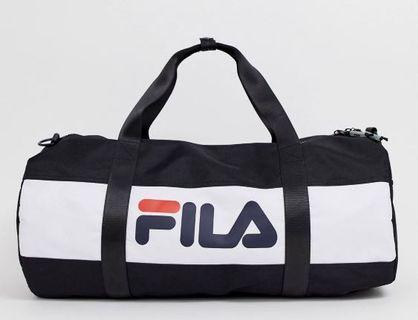 Fila Barrel Bag Black
