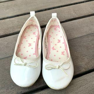 (Pre loved ) H&M Girl Flat Shoes EU 26 / 16cm  / US 9