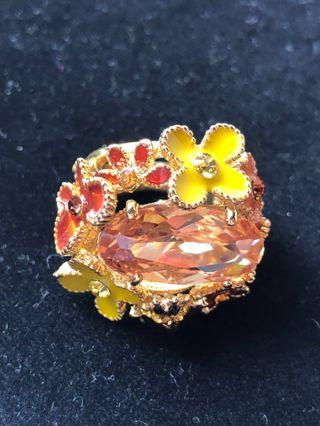 Exquisite One of A Kind Ring