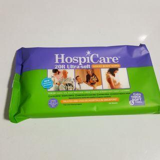 Hospi Care adult body wipes