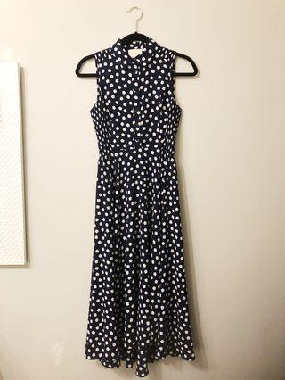 Kate Spade Cloud Dot Dress