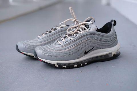 Nike Air Max 97 silver reflective