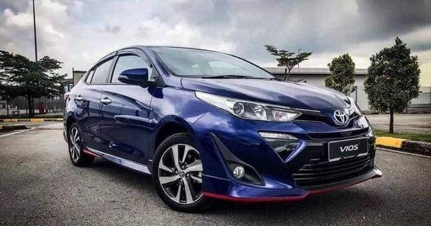 Vios All New 2019