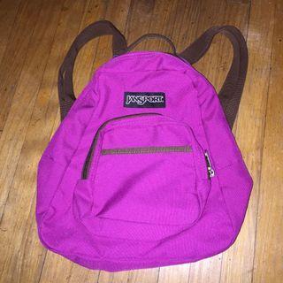 Jansport mini backpack