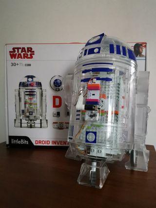 Star Wars littleBits R2D2 Droid Inventor Kit